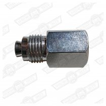 ADAPTOR-FUEL FILTER TO INLET PIPE, SPI & MPI TO '98