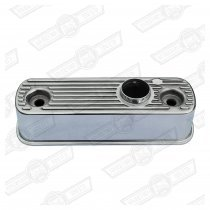 ALLOY ROCKER COVER-FLAT TOP POLISHED