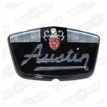 BADGE-BONNET, AUSTIN MINI MK1-NON GENUINE