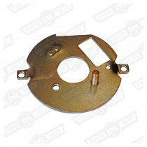 BASE PLATE-DISTRIBUTOR- FIXED-LONG PIN-25D AND 23D