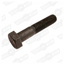 BOLT-M8 x 40mm BLACK FINISH