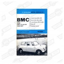 BOOK- BMC MINI 1959-1967 P. OLYSLAGER