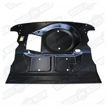 BOOT FLOOR & SEAT PAN-BARE