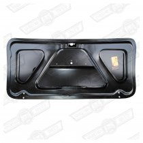 BOOT LID-WITH HOLES FOR SEAL '70-'88 (FITS ALL MODELS)