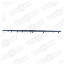 BOTTOM WINDOW TRIM RAIL-ESTATE BODYSIDE-LH