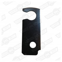 BRACKET-BATTERY CABLE RETAINING-AUTO-1985 ON