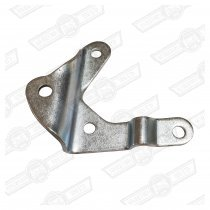 BRACKET-DIFF-ACCEPTS DOWNPIPE CLIP- uses 3 diff bolts