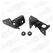 BRACKETS-ADJUSTABLE-RADIUS ARM-CAMBER /TRACK-PAIR