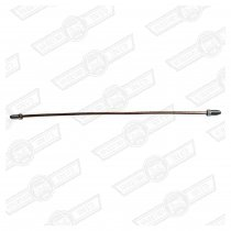 BRAKE PIPE-CUNIFER-16'' 1x 3/8'' UNF 1x 7/16''UNF MALE UNION