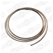 BRAKE/CLUTCH PIPE-CUNIFER 3/16'' PER METRE