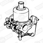 CARBURETTER-HS4-RH-FIXED NEEDLE TYPE