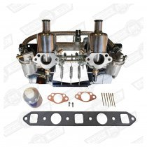 CARBURETTER KIT-TWIN HS2 INCLUDES MANIFOLD & LINKAGES
