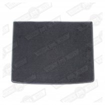 BOOT BOARD WITH CARPET-GREY-SINGLE 7.5 GALLON TANK