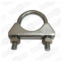 CLAMP-EXHAUST-U BOLT TYPE-1 3/8″ (36mm)