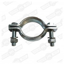 CLAMP - MANIFOLD TO DOWNPIPE-CARB COOPER-'90-91 & 1275 92-94