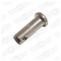 CLEVIS PIN- 1/4'' DIA. x 9/16'' (1/2'' TO HOLE)