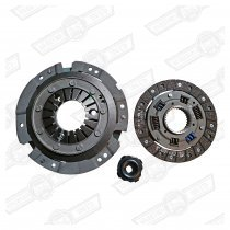 CLUTCH KIT-VERTO- 998cc-180mm plate, 190mm cover