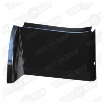 COMPANION BIN CLOSE PLATE & SEGMENT-SALOON-RH