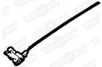 CONTROL CABLE ASSY.-FRONT LH-ELECTRIC FOLDING ROOF-'97 ON