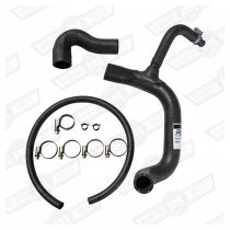 COOLING HOSE KIT-1275 CARB. MODELS (NOT COOPER) '92-'94