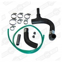 COOLING HOSE KIT-1959-'67 848, 997, & 998cc