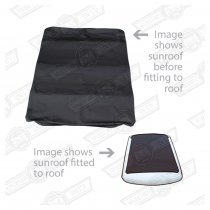 COVER-ELECTRIC FOLDING SUNROOF-'97 ON(reuse header & footer)