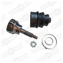 CV JOINT - DRUM BRAKE AND 997/998 COOPER
