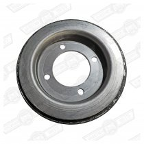 DAMPER-CRANKSHAFT PULLEY-997,998 COOPER & 'S'