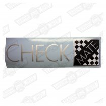 DECAL-BODYSIDE-'CHECKMATE'