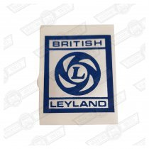 DECAL-ROCKER COVER-'BRITISH LEYLAND'-'71-'79