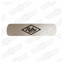 DECAL- ROCKER COVER-'RILEY'-'65-'69