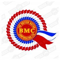 DECAL-ROSETTE-'BMC'-EXTERNAL FIX
