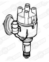 DISTRIBUTOR ASSEMBLY-DUCELLIER-1098cc -'77-'81