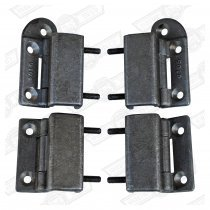 DOOR HINGE KIT-INTERNAL HINGES (SET OF 4) NON GENUINE
