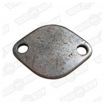 END PLATE-SPEEDO PINION HOUSING-MANUAL GEARBOX