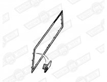 FRAME ASSY.-REAR SIDE WINDOWS-ESTATE&TRAVELLER LH