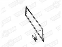 FRAME ASSY.REAR SIDE WINDOWS-ESTATE/TRAVELLER RH