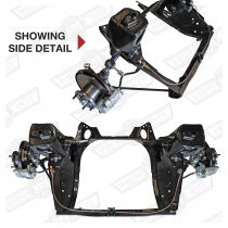 FRONT SUBFRAME ASSY. & RUNNING GEAR '97 ON