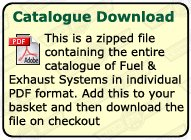 FUEL AND EXHAUST SYSTEMS CATALOGUE (PDF)