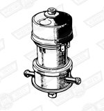 FUEL PUMP-ELECTRIC-( TYPE PD)'59-'60