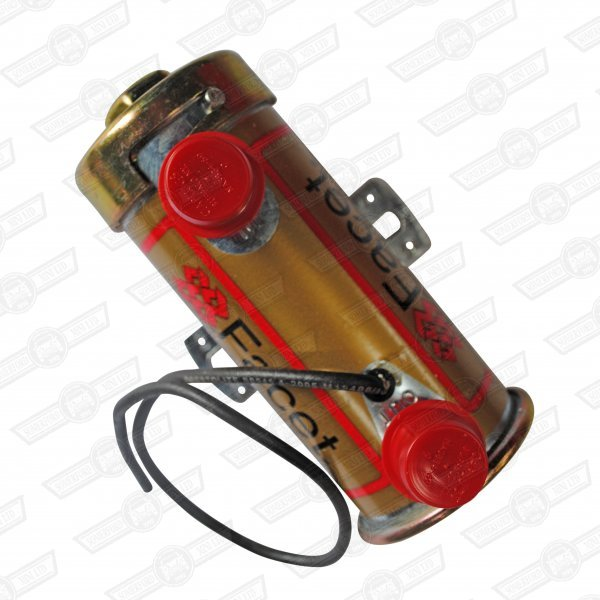 FUEL PUMP-FACET-WORKS RED TOP