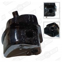 FUEL TANK-BLACK- NO RESRICTOR IN FILLER NECK-SPI & MPI
