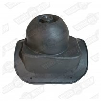 GAITER-GEAR LEVER- (DOMED)-COOPER 997/1071-'61-'64