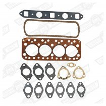 GASKET SET-CYLINDER HEAD (copper gasket) 848,997,998 &1098cc