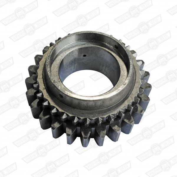 GEAR-2nd SPEED,25 TEETH,4 SYNCHRO-STRAIGHT CUT