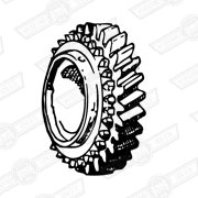 GEAR-2nd SPEED-25 TEETH-A+ '90-'96 1275 FRANCE