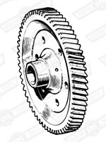 GEAR-FINAL DRIVE-59 TEETH-MANUAL-A+ 2.950:1 RATIO