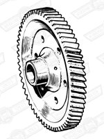 GEAR-FINAL DRIVE-64 TEETH-MANUAL-A+ 3.765:1 RATIO