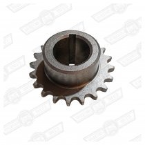 GEAR-TIMING CHAIN-CRANKSHAFT-SIMPLEX