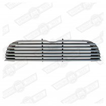 GRILLE-MORRIS COOPER/S-MK1-EXTERNAL RELEASE-STAINLESS
